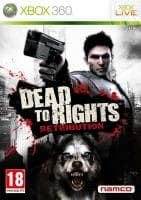 Jaquette du jeu Dead to Rights : Retribution