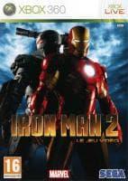 Jaquette du jeu Iron Man 2