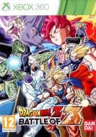 Jaquette du jeu Dragon Ball Z Battle of Z