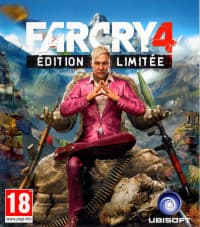 Jaquette du jeu Far Cry 4