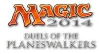 Jaquette du jeu Magic : The Gathering : Duels of the Planeswalkers 2014