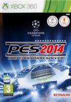Jaquette du jeu Pro Evolution Soccer 2014