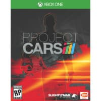 Jaquette du jeu Project CARS