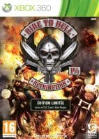 Jaquette du jeu Ride to Hell : Retribution