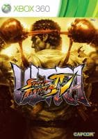 Jaquette du jeu Ultra Street Fighter IV