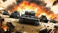 Jaquette du jeu World of Tanks