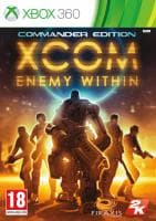 Jaquette du jeu XCOM : Enemy Within - Commander Edition