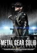 Jaquette du jeu Metal Gear Solid 5 : Ground Zeroes