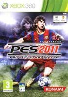 Jaquette du jeu Pro Evolution Soccer 2011