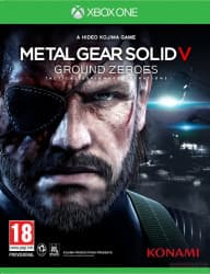 Jaquette du jeu Metal Gear Solid V : Ground Zeroes
