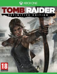 Jaquette du jeu Tomb Raider : Definitive Edition