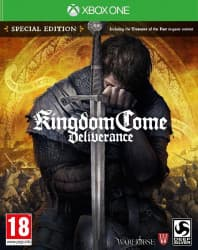 Jaquette du jeu Kingdom Come : Deliverance