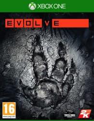 Jaquette du jeu Evolve