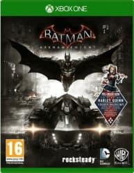 Jaquette du jeu Batman Arkham Knight