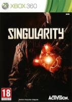Jaquette du jeu Singularity