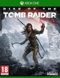 Jaquette du jeu Rise Of The Tomb Raider