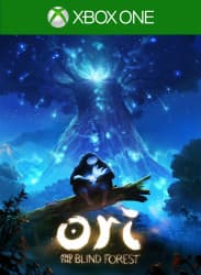 Jaquette du jeu Ori and the Blind Forest