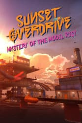 Jaquette du jeu The Mystery of Mooil Rig