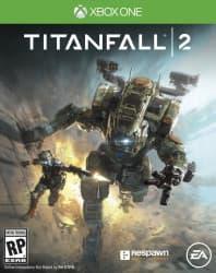 Jaquette du jeu Titanfall 2