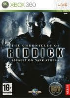 Jaquette du jeu The Chronicles of Riddick : Assault on Dark Athena
