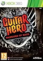 Jaquette du jeu Guitar Hero : Warriors of Rock