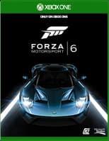 Jaquette du jeu Forza Motorsport 6