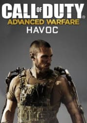 Jaquette du jeu Call of Duty : Advanced Warfare - Havoc