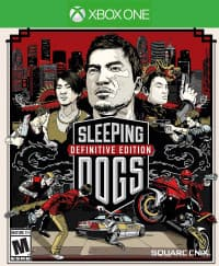 Jaquette du jeu Sleeping Dogs : Definitive Edition