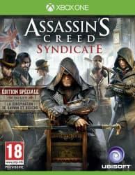 Jaquette du jeu Assassin's Creed : Syndicate