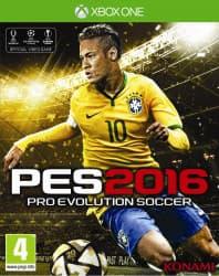Jaquette du jeu Pro Evolution Soccer 2016