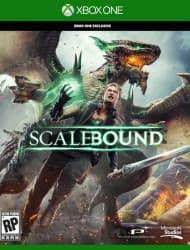 Jaquette du jeu Scalebound