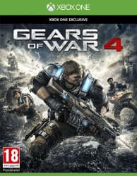Jaquette du jeu Gears Of War 4