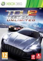 Jaquette du jeu Test Drive Unlimited 2