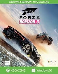 Jaquette du jeu Forza Horizon 3