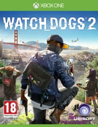 Jaquette du jeu Watch Dogs 2