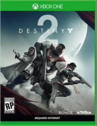 Jaquette du jeu Destiny 2
