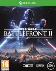 Jaquette du jeu Star Wars Battlefront II
