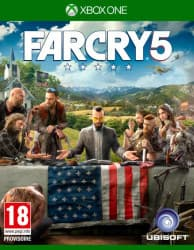Jaquette du jeu FAR CRY 5