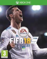 Jaquette du jeu FIFA 18