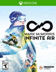 Jaquette du jeu Mark McMorris : Infinite Air with