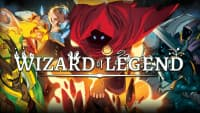 Jaquette du jeu Wizard of Legend
