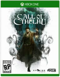 Jaquette du jeu Call of Cthulhu