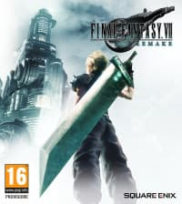 Jaquette du jeu Final Fantasy VII Remake