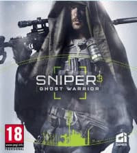 Jaquette du jeu Sniper : Ghost Warrior 3