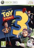 Jaquette du jeu Toy Story 3