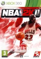 Jaquette du jeu NBA 2K11