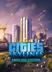 Jaquette du jeu Cities Skylines