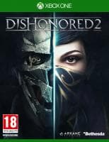 Jaquette du jeu Dishonored 2