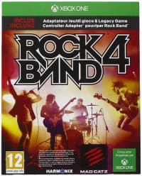 Jaquette du jeu Rock Band 4