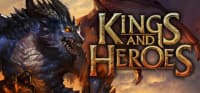 Jaquette du jeu Kings and Heroes